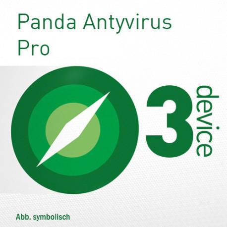 Panda Antivirus Pro 2018 Multi Device PL ESD Odnowienie 3 Urządzenia