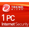Trend Micro Internet Security 1 Dispositivo 1 Ann