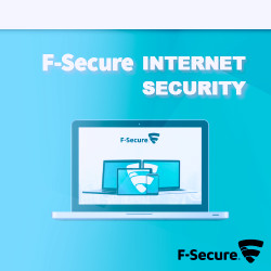 F-Secure Internet Security 2018 1PC