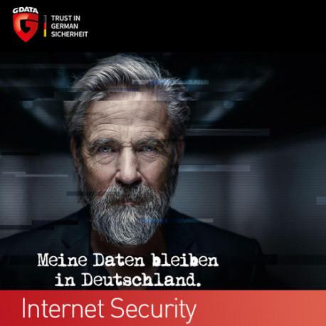 G Data Internet Security 2016 (1 User) (1 Jahr) (DE) (Win)