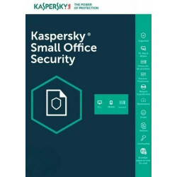 Kaspersky Small Office Security 1 Server 10 PC 10 Mobile 1 Anno licenza