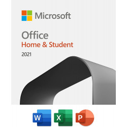 Microsoft Office Home and Student 2021 - licencja - 1 PC/Mac